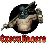 Ganeth Executioners team badge